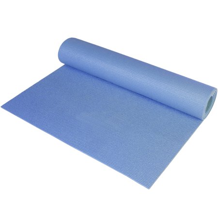 CAP Fitness 3mm Yoga Mat, Multiple Colors
