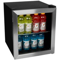 """EdgeStar BWC70 17"""" Wide 62 Can Beverage Cooler with Extreme Cool"""
