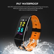 Diggro F10 Fitness Tracker, Activity Tracker Watch with Heart Rate IP67 Waterproof Bluetooth