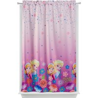 "Disney ""Frozen"" Room Darkening Girl's Bedroom Curtain Panel"