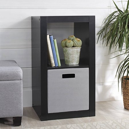 Better Homes and Gardens 2 Cube Storage Organizer, Multiple Colors