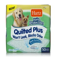 Hartz Home Pro Quilted Plus Pads, 21 in x 21 in