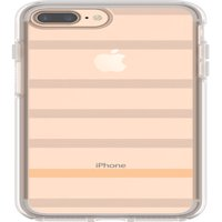 OtterBox Symmetry Series Clear Graphics Case for iPhone 8 Plus and iPhone 7 Plus, Inside the Lines