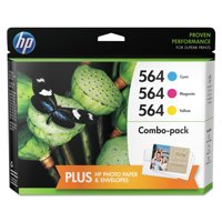 HP 564 (N9H57FN) Cyan, Magenta, Yellow Original Ink Cartridge