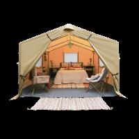 Ozark Trail 12' x 10' All-Season Outfitter Wall Tent, Sleeps 6