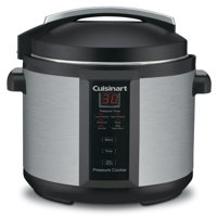 Cuisinart CPC-600 6-Quart Electric Pressure Cooker, 1000-Watt (Stainless Steel)