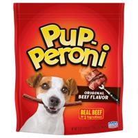 Pup-Peroni Original Beef Flavor Dog Snacks, 25-Ounce