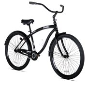 "Genesis 29"" Men's, Onex Cruiser Bike, Black, For Height SIzes 6'0"" and Up"