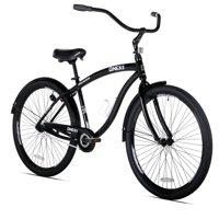 "Genesis 29"" Men's, Onex Cruiser Bike, Black"