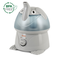Crane Elephant Adorable Humidifier EE-3186