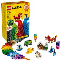 LEGO Classic Creative Box 10704 Building Set (900 Pieces)
