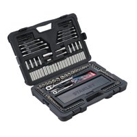 STANLEY STMT75931 181-Piece Mechanics Tool set with Storage Compartment
