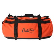 Leader Accessories Deluxe Waterproof PVC Tarpaulin Duffel Bag Backpack Dry  Bag 40l 70l 90l 953b9ba701