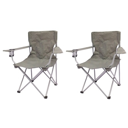 Ozark Trail Quad Folding Camp Chair 2