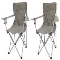 Ozark Trail Quad Folding Camp Chair 2 Pack