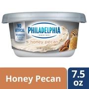 Philadelphia Honey Nut Cream Cheese Spread 7.5 oz Tub