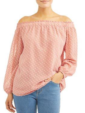 Geneva Off-Shoulder Top Women's