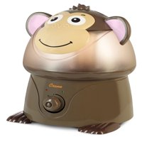 Crane Adorable Ultrasonic Cool Mist Humidifier - Monkey