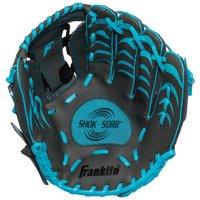 "Franklin Sports 10.5"" Infinite Web/Shok-Sorb Teeball Glove - Blue"