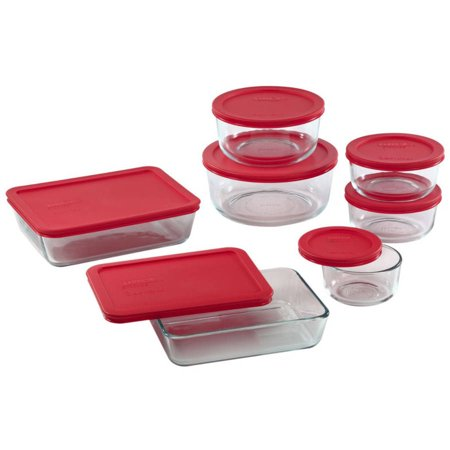 Pyrex Storage Plus Set, 14 - Baking Sets For Adults