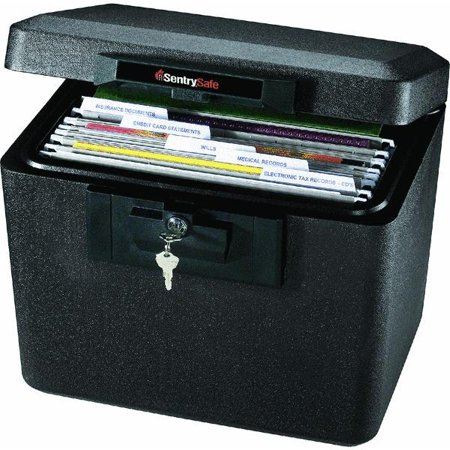 Lock Phoenix Safe - Sentrysafe 1170 Security Fire File