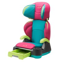 Safety 1st Store 'n Go Belt-Positioning Booster Car Seat, Fruit Punch