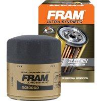 FRAM Ultra Synthetic Oil Filter, XG10060