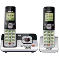 VTech CS6829-2 DECT 6.0 Dual Handset Cordless Answering System