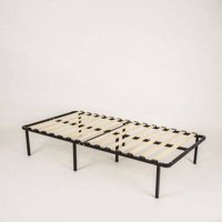 Zinus SMARTBASE MyEuro Wooden Slats Mattress Foundation, Multiple Sizes