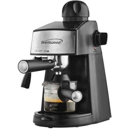 Brentwood Espresso and Cappuccino (Best Philips Home Espresso Machines)