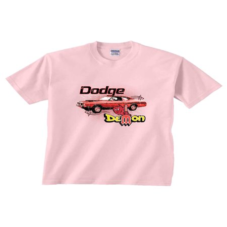 Dodge Demon T-Shirt (Arms Doggie T-shirt)
