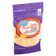 Great Value Shredded Pizza Blend Cheese, 8 oz