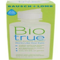 Bausch & Lomb Biotrue For Soft Contact Lenses Multi-Purpose Solution, 4 oz