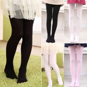 13ede689488ef Hot Kids Girls and Ladies Ballet Dance Tights Footed Seamless Dancewear  Stockings Leggings
