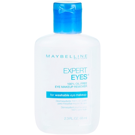 Daily Eye Makeup Remover - Maybelline Expert Eyes Oil-Free Eye Makeup Remover