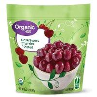 Great Value Organic Dark Sweet Frozen Cherries, 32 oz