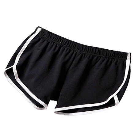 Women Girls Casual Sports Running Yoga Gym Beach Shorts