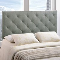 Modway Theodore Tufted Button Headboard, Multiple Sizes and Colors