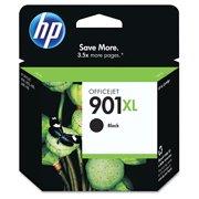 HP 901XL, (CC654AN) High Yield Black Original Ink Cartridge -HEWCC654AN