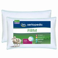 Sertapedic Firm Pillow - Set of 2 - Standard Size