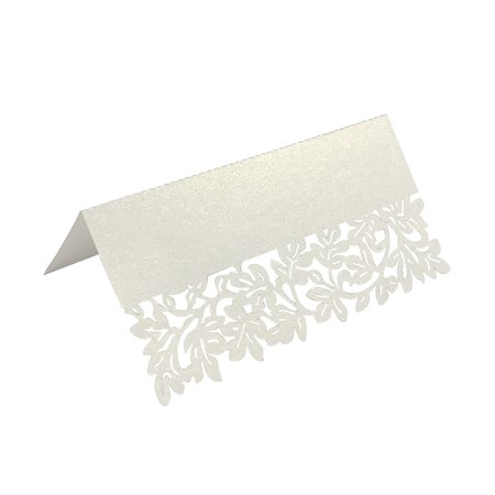 Wrapables® Vines Wedding Decor Table Name Place Cards (Set of 50)