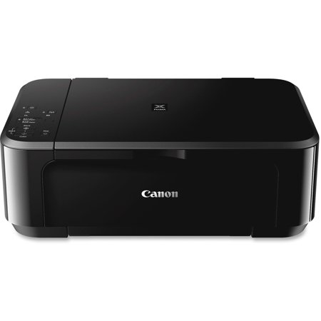 Canon PIXMA MG3620 Wireless All-in-One Inkjet Printer/Copier/Scanner with Mobile Printing (Black) 4000 Page Black Copier