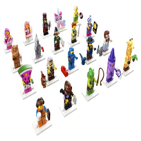 LEGO Minifigures The LEGO Movie 2 71023, Complete Set of 20 - Lego Custom Halloween Minifigures