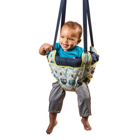 Evenflo ExerSaucer Doorway Jumper, (Jamie Bell Jumper)