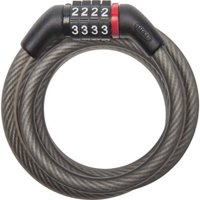 Bell Bicycle Combination Cable Lock 5' Watchdog 100, Black