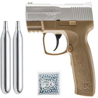Umarex XCP Air Pistol Kit, Includes: 2 C02 + 250 BBs + Pistol