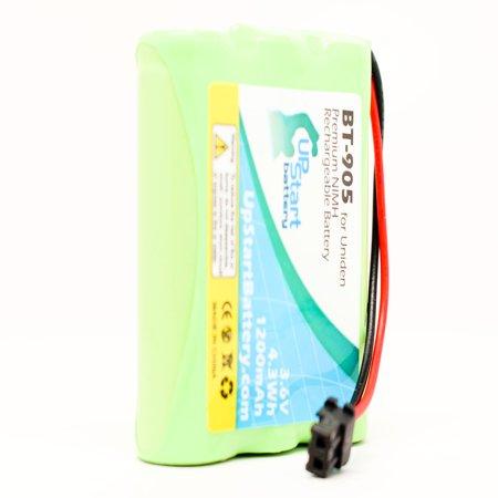 Uniden EXS-9005 Battery - Replacement for Uniden Cordless Phone Battery (1200mAh, 3.6V, NI-MH) - image 4 de 4