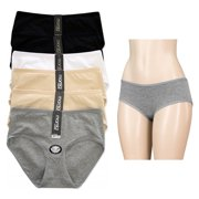 6759bbb3f 12 Women Underwear Briefs Panties Bikini Full Coverage Cotton Spandex  Medium Lot
