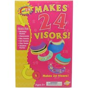 056d998b Colossal Crafts Soft Foam Visors Kit