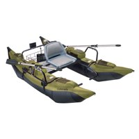Classic Accessories Colorado Pontoon Fishing Boat